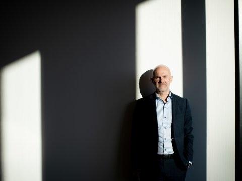 CEO Mediahuis Gert Ysebaert: 'We moeten naar de Europese mediatop'