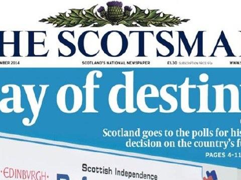 'Britse krantenuitgever hoopt op bod van Mediahuis'