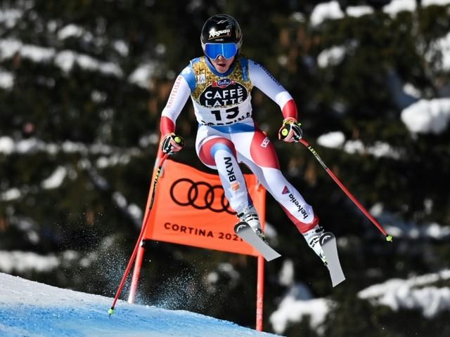 Ski alpin: Vlhova face à la menace Gut-Behrami à Val di Fassa