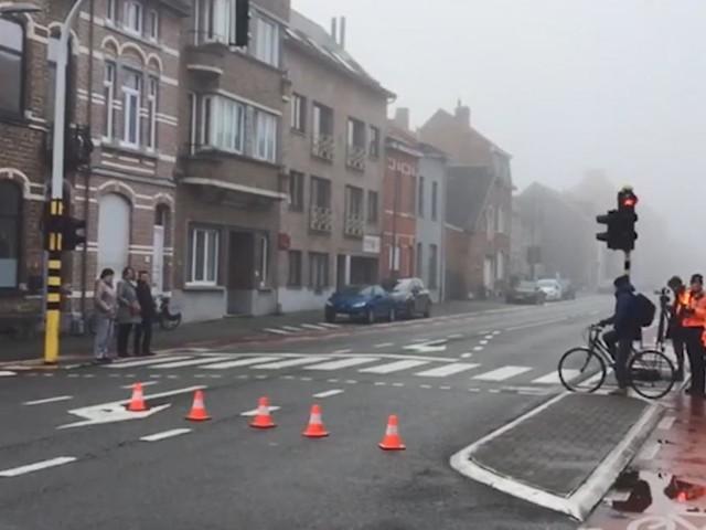 Terrible drame ce lundi à Louvain: une jeune femme de 23 ans perd la vie en tentant de fuir l'incendie d'un appartement