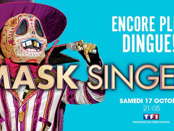 « Mask Singer » du 24 octobre 2020 : les perroquets démasqués, la star internationale était…. (+ rumeurs)