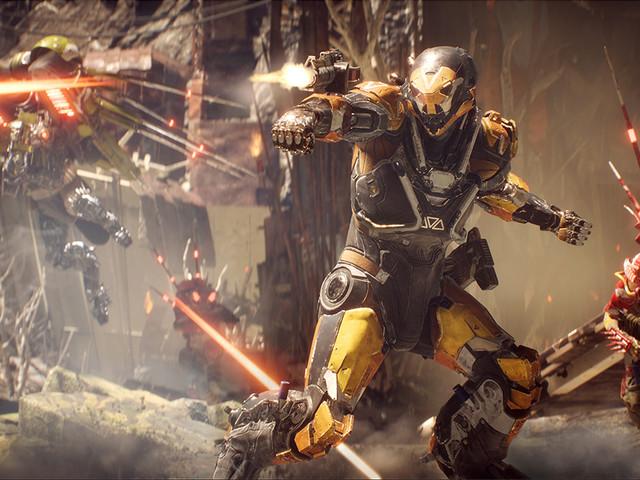 BioWare abandonne Anthem pour se consacrer à Mass Effect