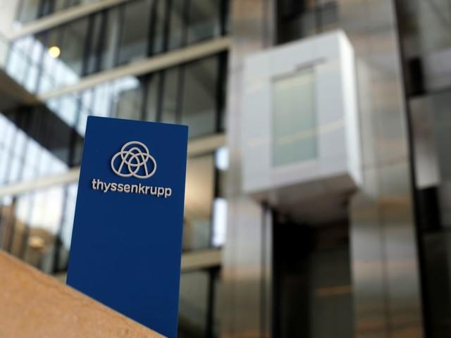 Près de 650 millions d'euros d'amende pour les géants de la sidérurgie allemande