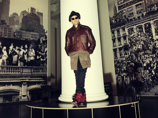 JR's Street Gallery Comes Indoors
