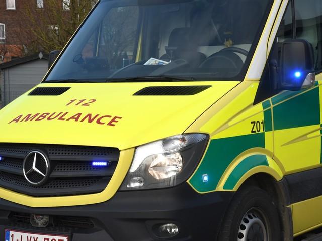 Zware woningbrand Anderlecht: 24 mensen naar ziekenhuis, onder wie 4 brandweerlui