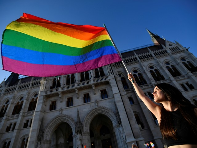 West-Europees front tegen Orbans anti-lgbti-wet