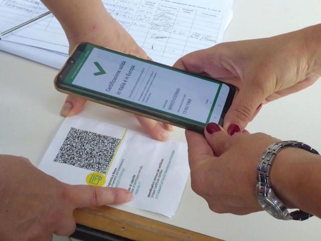 Coronavirus: l'Italie généralise le pass sanitaire à tous les lieux de travail
