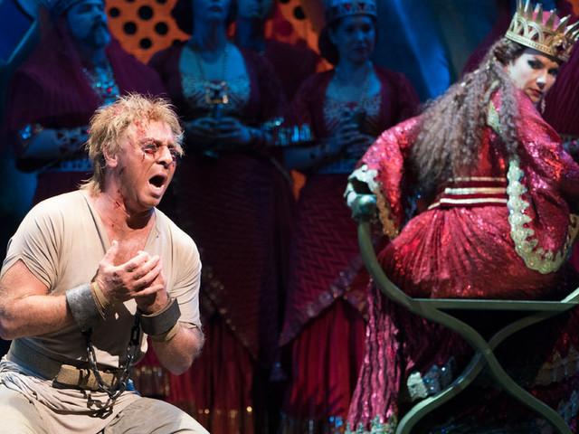 What's on TV Sunday: 'Samson et Dalila' and 'The Revenant'