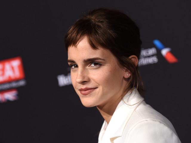 """Emma Watson (""""Harry Potter"""") dément faire une pause dans sa carrière d'actrice"""
