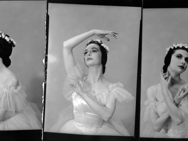 Mary Ellen Moylan, 'First Great Balanchine Dancer,' Is Dead at 95