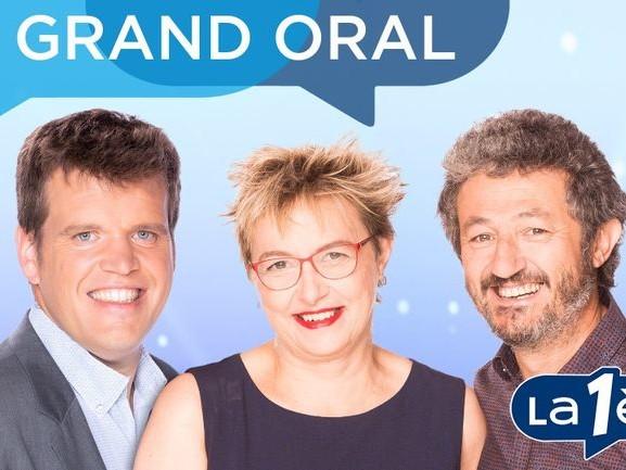 Le grand Oral - 08/05/2021