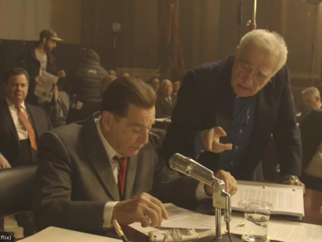 "[Vidéo] Voici Martin Scorsese au travail danslemaking-of de""The Irishman"""