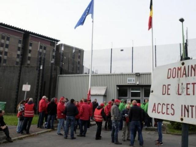 Début d'une action en front commun syndical dans les prisons
