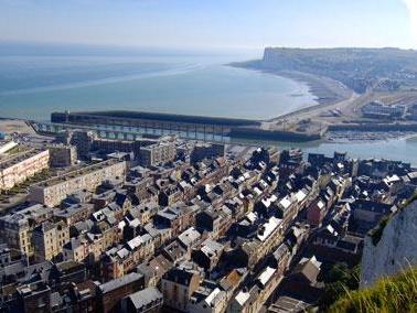 La vallée de la Bresle, l'incroyable Glass Vallée en Normandie
