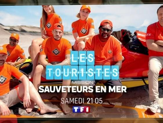 « Les Touristes : mission sauveteurs en mer » : qui sont les invités d'Arthur ce soir sur TF1 ? (samedi 24 juillet 2021)