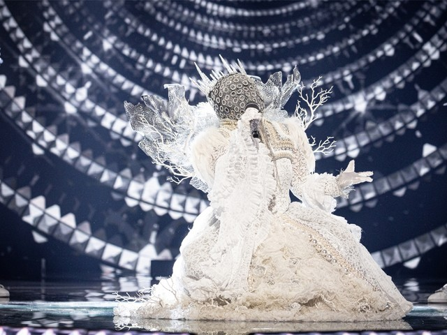 Toch geen record voor 'The masked singer'