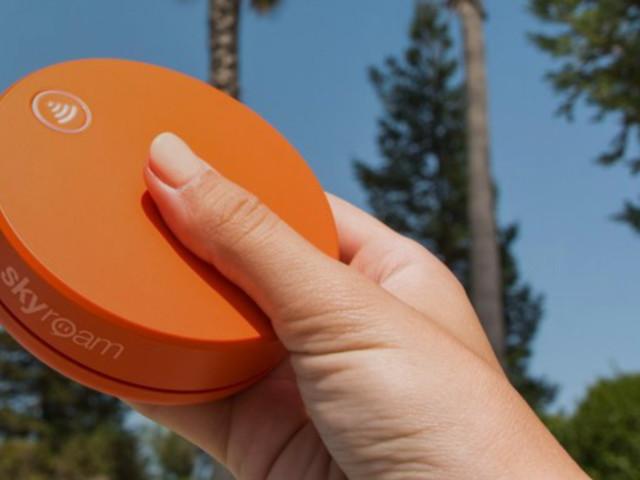 Skyroam : mon avis sur ce routeur wifi voyage !