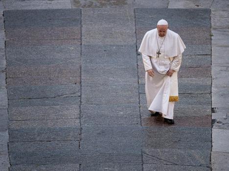 La nouvelle plateforme de streaming Discovery+ diffusera un documentaire FRANCESCO consacré au Pape François