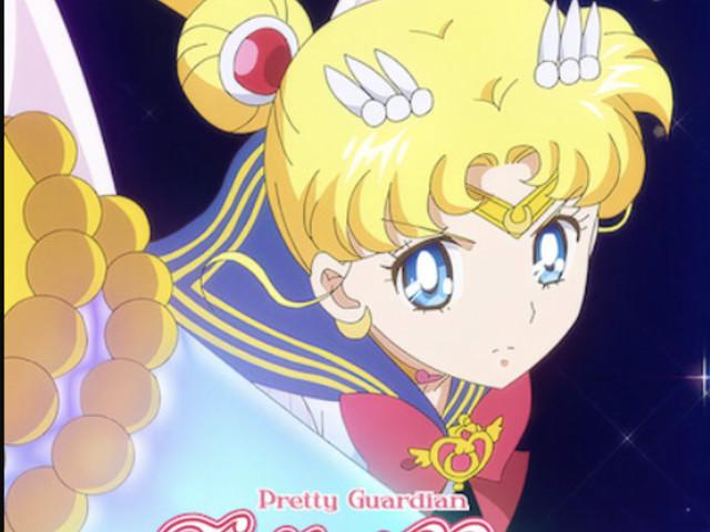Bande-annonce de Pretty Guardian Sailor Moon Eternal : Le film (Netflix).