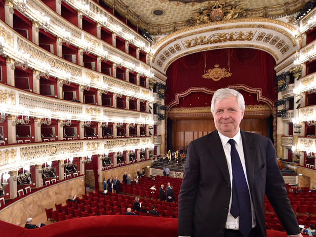 Stéphane Lissner on Guiding Italy's Oldest Opera House Through a Pandemic and Beyond