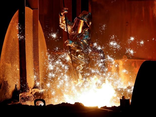 Zone euro: La production industrielle progresse moins que prévu en mars