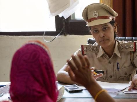 En Inde, des commissariats réservés aux femmes