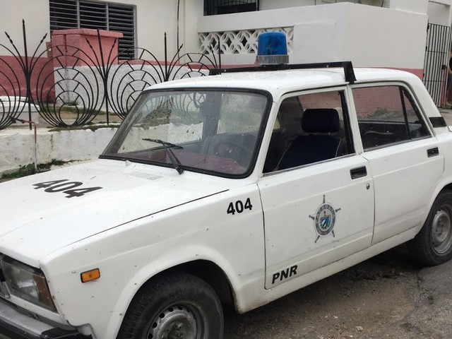 Controle policier! Cayo Sabinal et Nuevitas; la ville la plus détestable de Cuba!