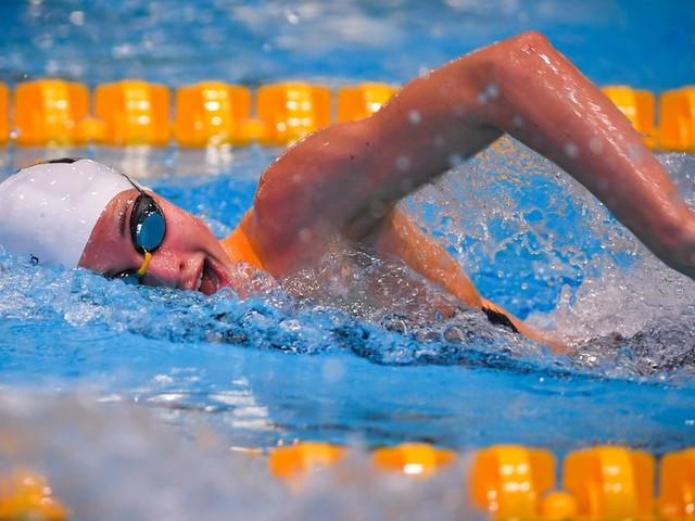 Nouveau record de Belgique pour le relais national dames du 4x100 mètres nage libre