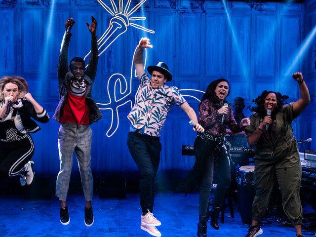 Special Tony Awards Go to 'American Utopia,' 'Freestyle Love Supreme'