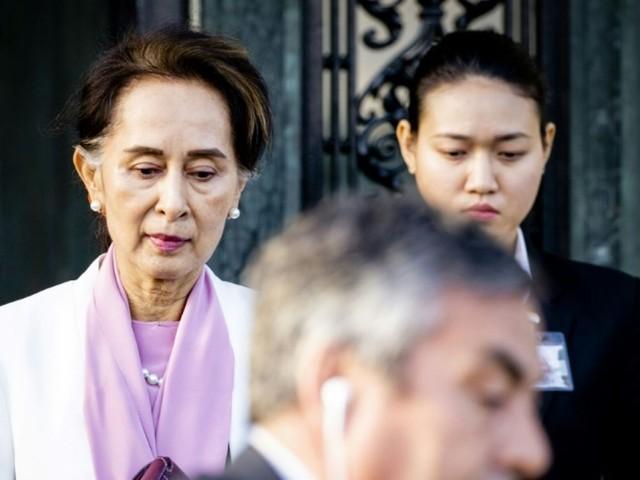 """""""Génocide"""" rohingya: la Gambie dénonce le """"silence"""" d'Aung San Suu Kyi"""