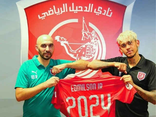 Slecht nieuws voor Antwerp en Club Brugge: Junior Edmilson verlengt contract bij Al-Duhail