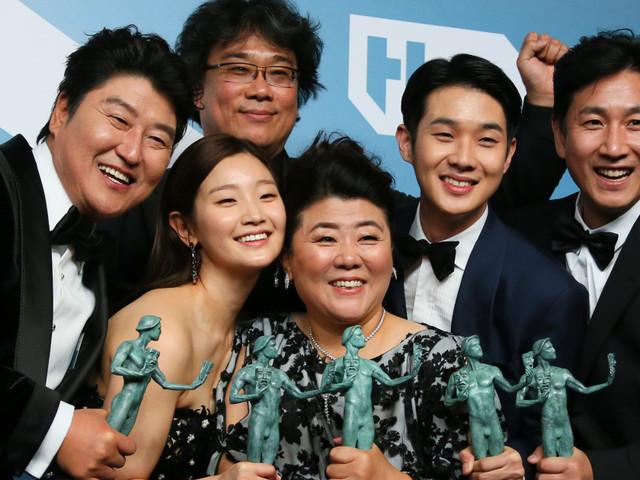 """Le film """"Parasite"""" triomphe aux SAG Awards"""