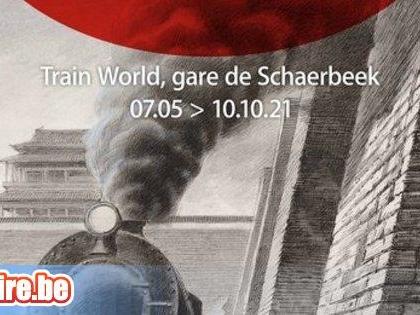 Expo 'De Pékin à Hankou: une aventure belge en Chine '