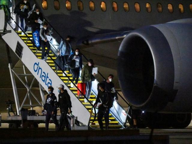 Open d'Australie: des joueurs privés d'entraînement après 2 tests positifs dans leur avion