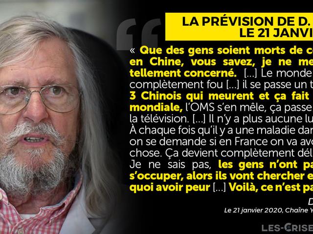 Le Professeur Didier Raoult : Rebelle Anti-Système ou Mégalomane sans éthique ?