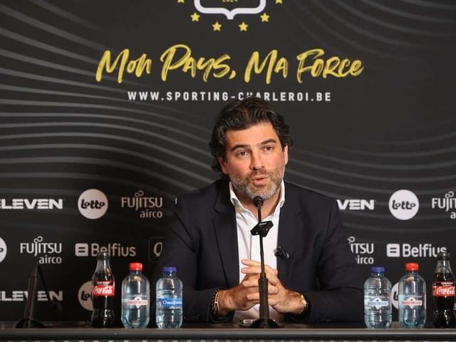"""Mehdi Bayat s'exprime sur les sujets chauds du Sporting Charleroi : """"S'orienter vers un jeune entraîneur en phase avec les méthodes de travail actuelles"""""""