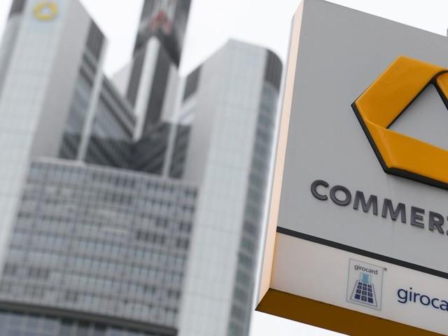 La banque allemande Commerzbank veut supprimer 4.300 emplois
