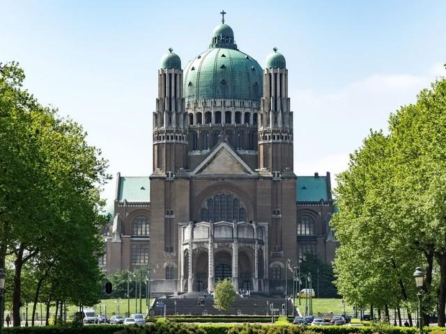 Menace d'attentat sur la Basilique de Koekelberg !