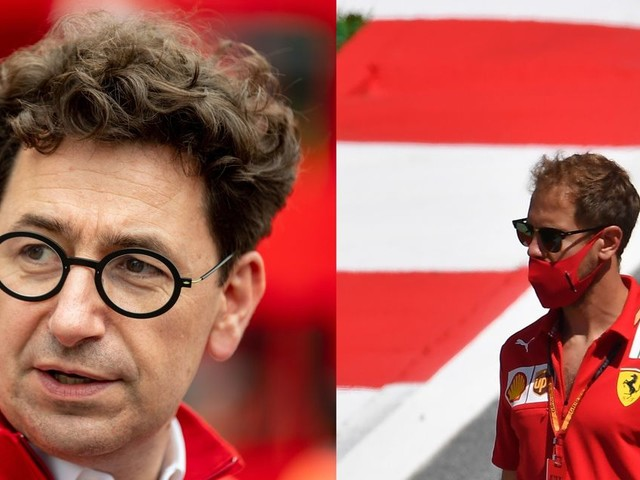 Pour Mattia Binotto, Ferrari a dû laisser partir Vettel à cause de la crise du coronavirus (Mise à jour)