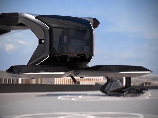 Robot ménager, taxi volant, smartphone qui s'enroule… Les gadgets les plus fous du CES