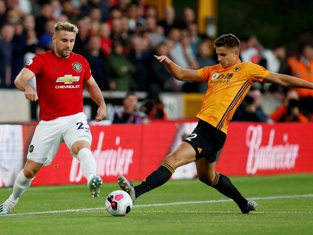Leander Dendoncker pakt met Wolverhampton punt tegen Manchester United