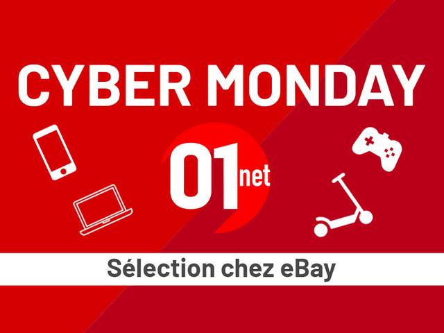 Cyber Monday : tous les bons plans sur eBay