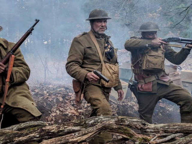 'The Great War' Review: A Segregated Black Unit Fights in World War I