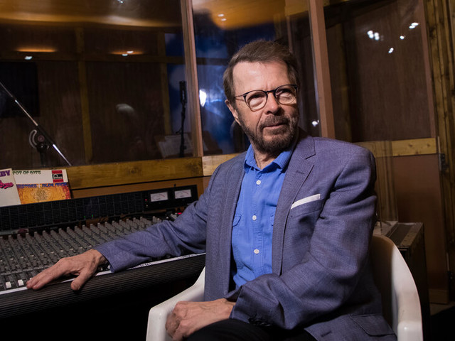 Can Songwriting Survive Streaming? Abba's Bjorn Ulvaeus Is Worried.