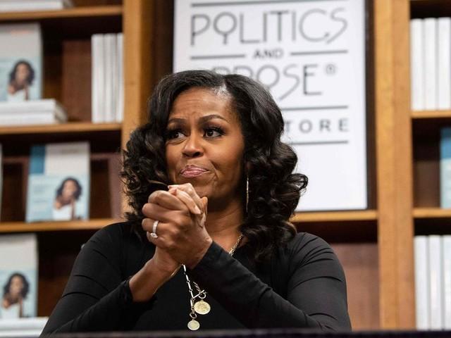 """""""Je sais que je passe par une forme de dépression légère"""", confesse Michelle Obama"""
