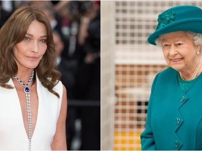 Carla Bruni partage un joli souvenir pour les 93 ans de la reine Elisabeth II