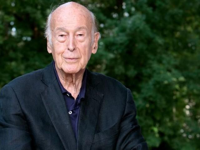 Mon père était le sosie de Giscard