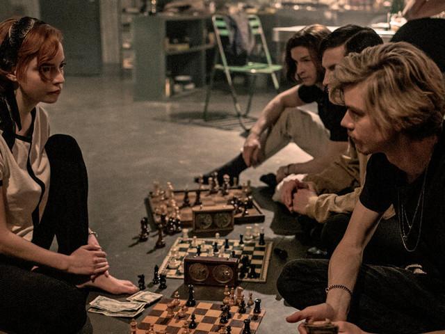'The Queen's Gambit' Sends Chess Set Sales Soaring