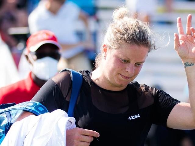 Il y a toujours du boulot pour Kim Clijsters