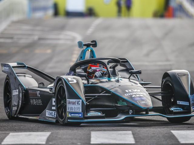 Stoffel Vandoorne kwalificeert zich als vierde voor Formule E-race in Rome